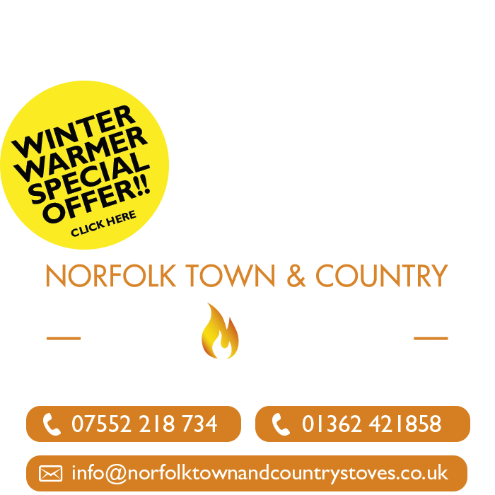 Norfolk Town Country Stoves